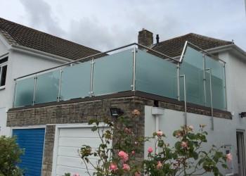 Dorset balcony construction