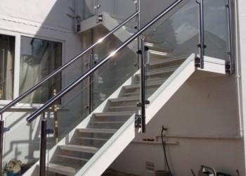 metal stairways